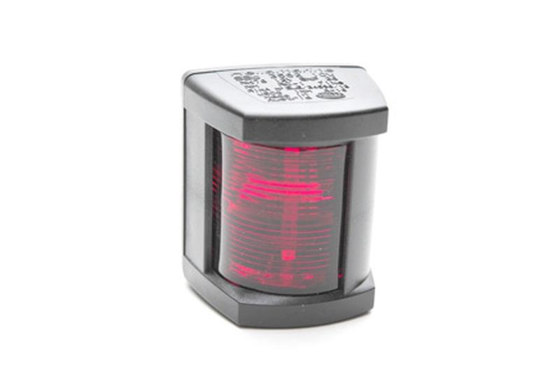 Navigācijas uguņi Hella - borta lampa sarkana