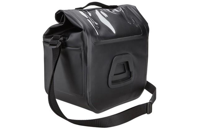 Transportēšanas somas Soma ar stiprinājumu uz stūres