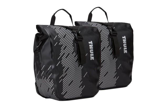 Transportēšanas somas Shield Pannier Small, Black