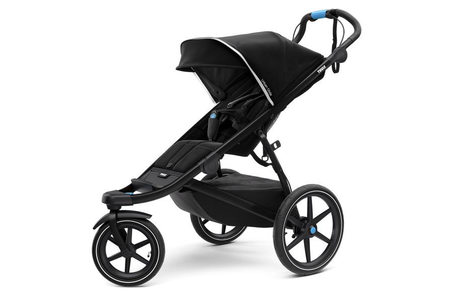 Bērnu rati Urban Glide2 BlackOnBlack