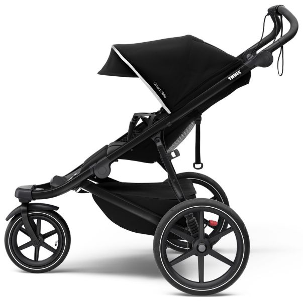 Bērnu rati Thule Urban Glide2  Black 2020