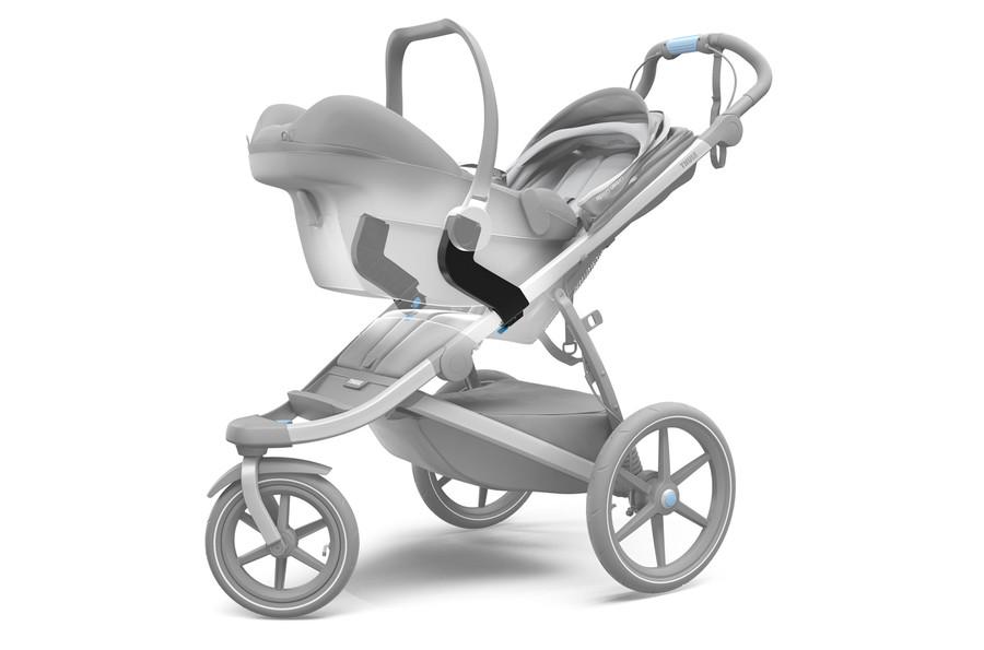 Bērnu ratu piederumi Urban Glide adapters-Maxi Cosi