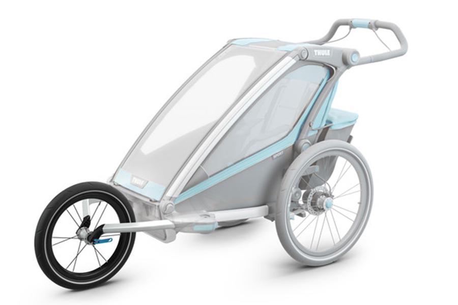 Bērnu ratu piederumi Chariot skriešanas komplekts 1