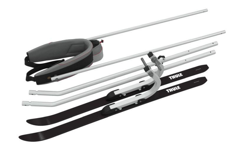 Bērnu ratu piederumi Chariot Ski Kit