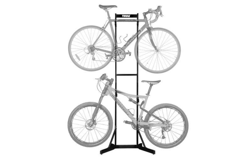 Velo turētājs telpā Thule velosipēdu statīvs
