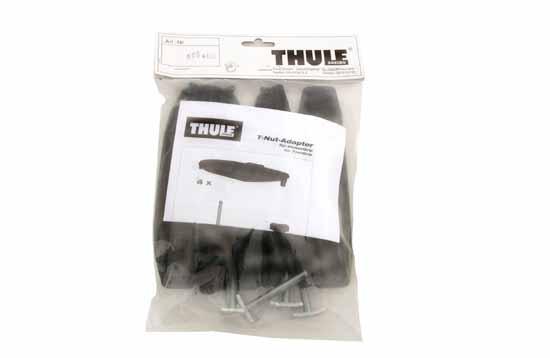 Piederumi, THULE jumta kaste T-Track adapt. Power/Fast-Grip