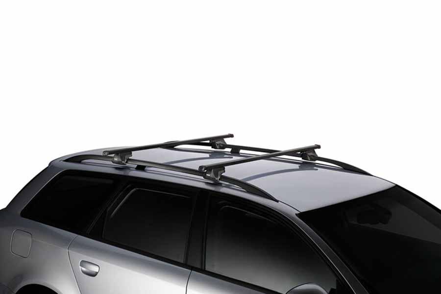 Jumta bagāžnieka komplekts SmartRack kompl. 118 cm metāla