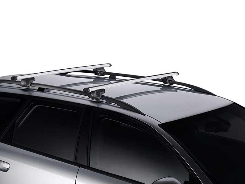 Jumta bagāžnieka komplekts SmartRack kompl. 127 cm alum.