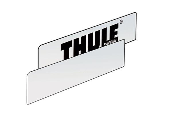 Piederumi velo turētājs Thule uzraksts numura plāksnei