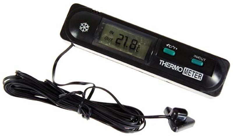 Auto piederumi Termometrs