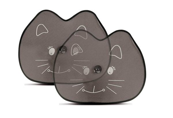 Auto piederumi Saules aizsargs 'kaķis' 2 gb