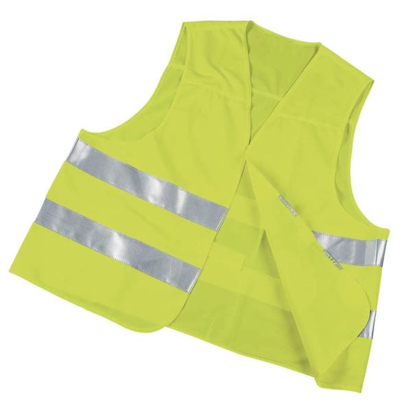 Glābšanas piederumi Drošības veste dzeltena