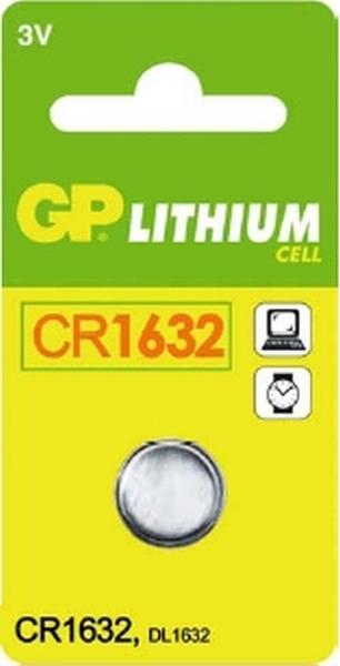 Baterijas VARTA CR1632 3V 16x3,2 mm