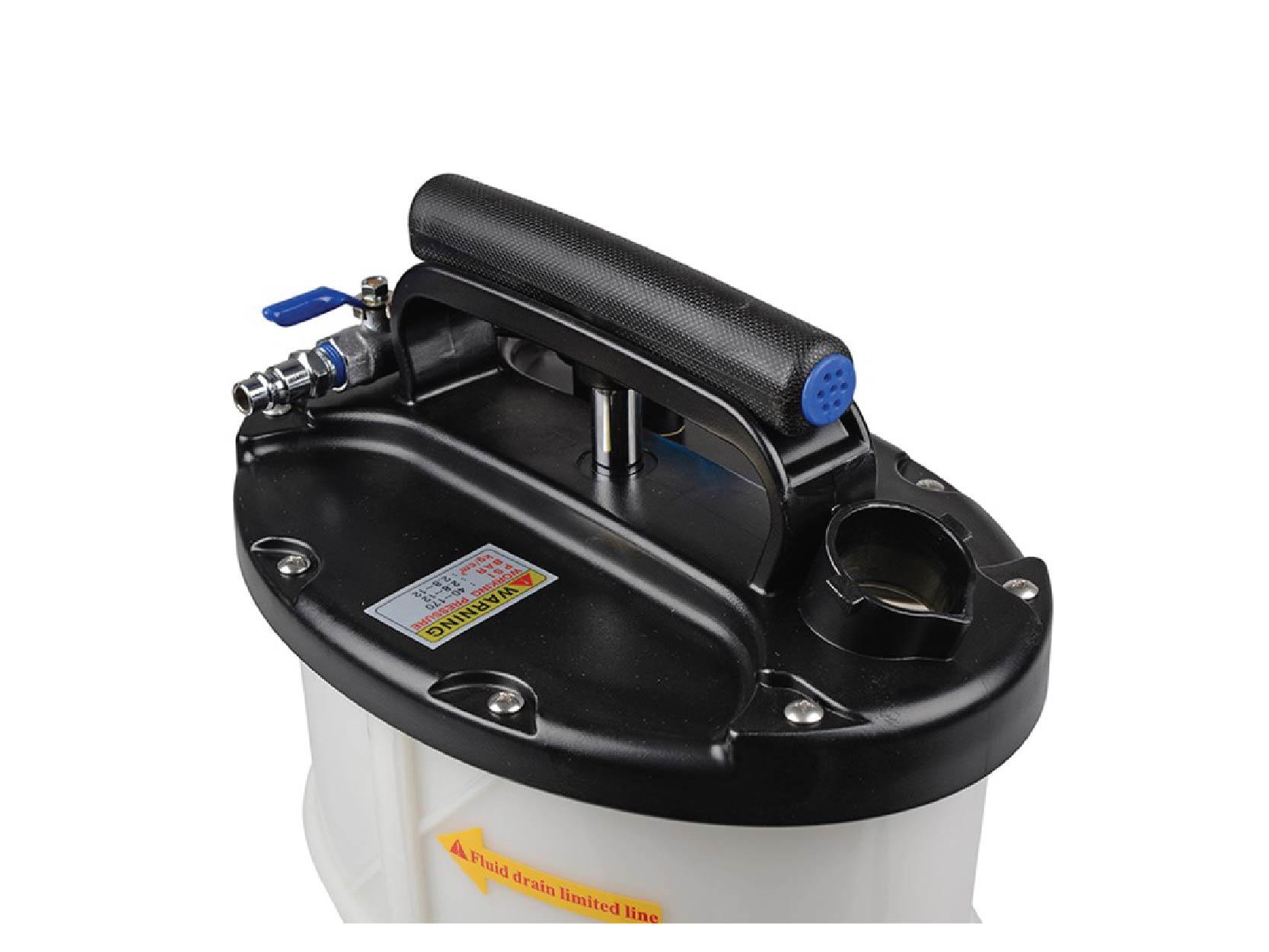 Eļļas maiņas instruments Eļļas maiņas ekstraktors 6,5 L