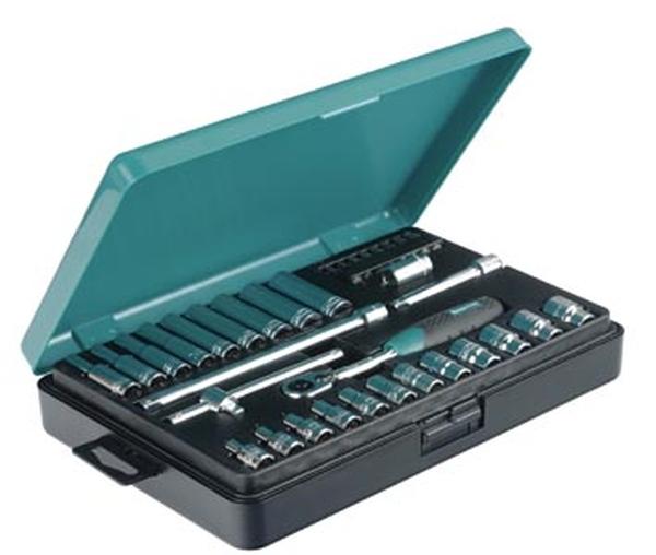 Atslēgu komplekti Instrumentu kompl 1/4' ar TORX