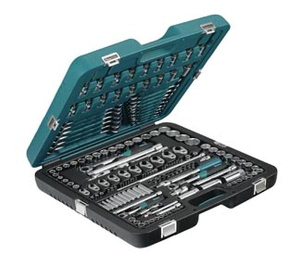 Atslēgu komplekti Instrumentu kompl 3/8'1/2'1/4'