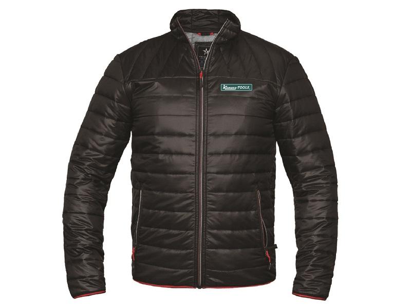 Reklāmas materiāli Ziemas jaka, melna, M