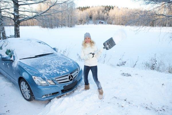 Auto Ziemas inventārs Kungs lāpsta 69cm alum.