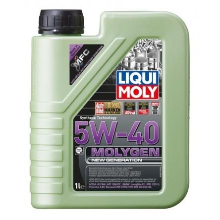 Motora eļļa 5W-40 MOLYGEN NG 1L