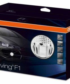 Lukturi, dienas gaitas LEDriving F1 12V 8W