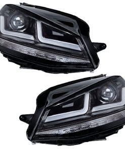OSRAM LEDriving® headlights for Golf VII LEDriving®  xenon replacement BLACK EDITION