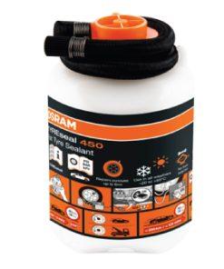 Kompresori OSRAM TYREseal 450 – Flat Tyre Sealant, 450ml