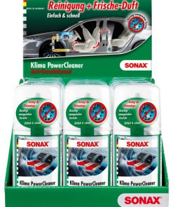 AC sistēmas tīrīšanas līdzeklis SONAX AIRAID aerosols 100 ml