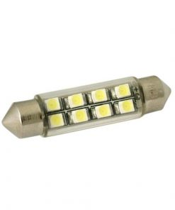 Spuldze 12V 12V 8LED, 1 SMD 42mm, 2gb.