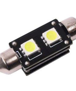 Spuldze 12V 12V CAN Bus 2LED  43mm 2gb.