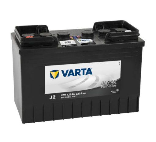 Akumulators VARTA 125Ah 720A 346*172*284 HD