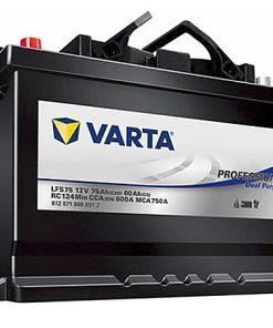 Akumulators VARTA 75 Ah 600A Varta Professional DP