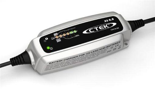Akumulatoru lādētājs CTEK XS 0.8, 12V, max 0,8A