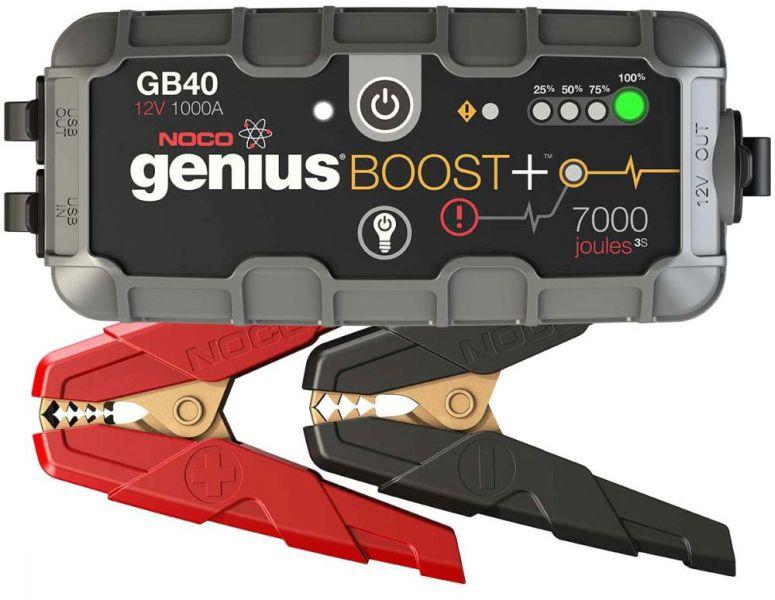Startēšanas palīgierīce Booster GB40 12V 1000A Litijs