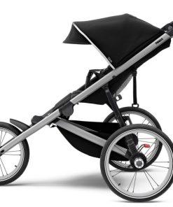 Bērnu rati Thule Glide2 Jet Black 2020