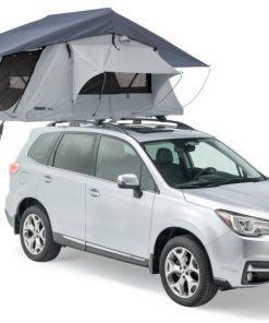 THULE automašīnas jumta telts Tepui Explorer Kukenam 3 Haze Gray