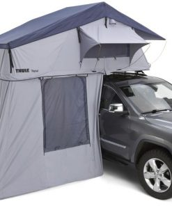 THULE automašīnas jumta telts Tepui Explorer Autana 3 with Annex Haze Gray