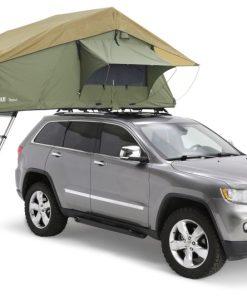 THULE automašīnas jumta telts Tepui Explorer Autana 3 with Annex Olive Green