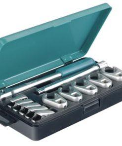 Atslēgu komplekti Atslēgu komplekts 3/8''10-19mm